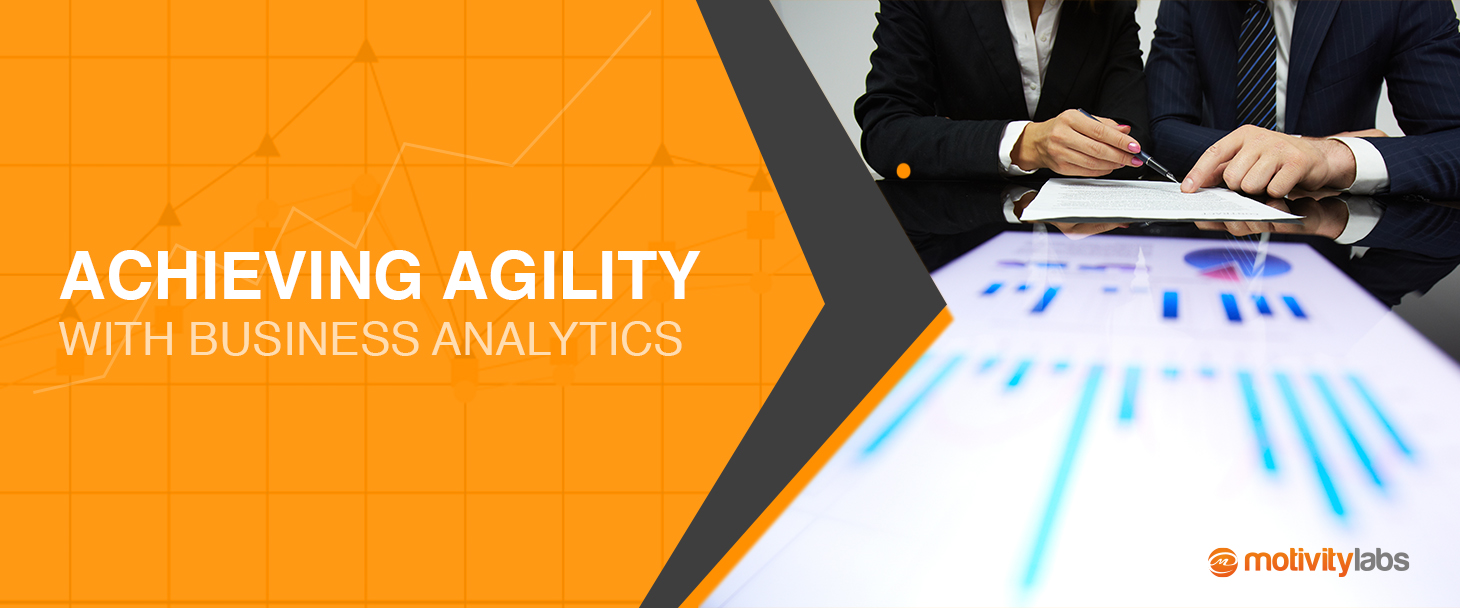Achieving Agility with Business Analytics