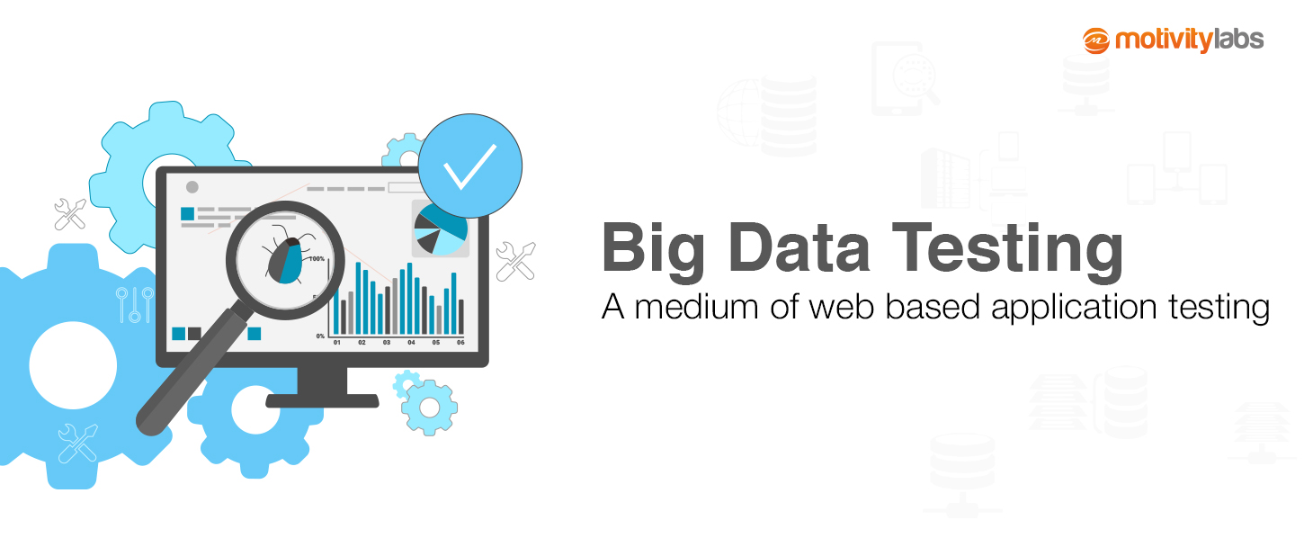 Big data testing: A medium of web based application testing