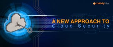 A new approach to cloud security