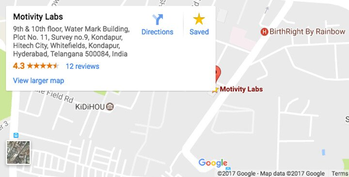 India Office Address