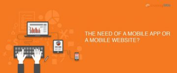 Mobile and Web services: The need of a mobile app or a mobile website?