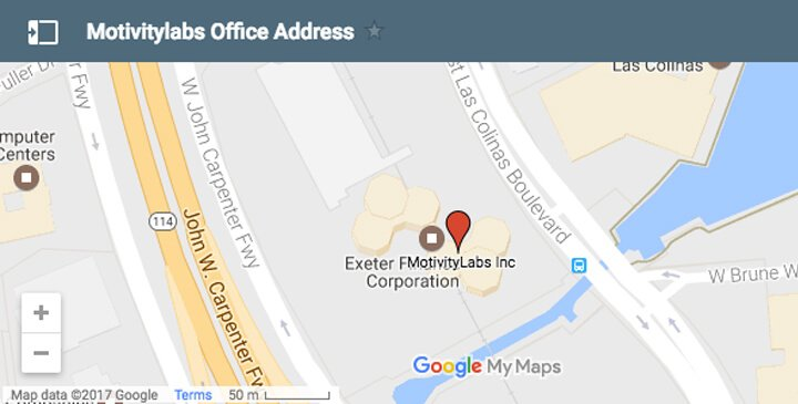 US Office Address